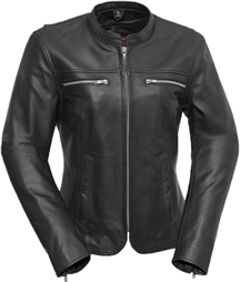 New items on the ladies basic biker department
